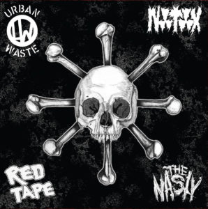 urban waste - notox - red tape - the nasty